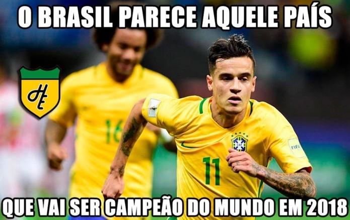 Memes Da Copa Do Mundo 2018 Mundo G1