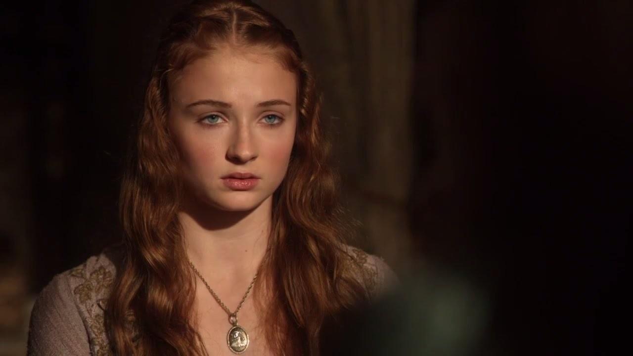 Sansa na primeira temporada de Game of Thrones (Foto: Divulgação)