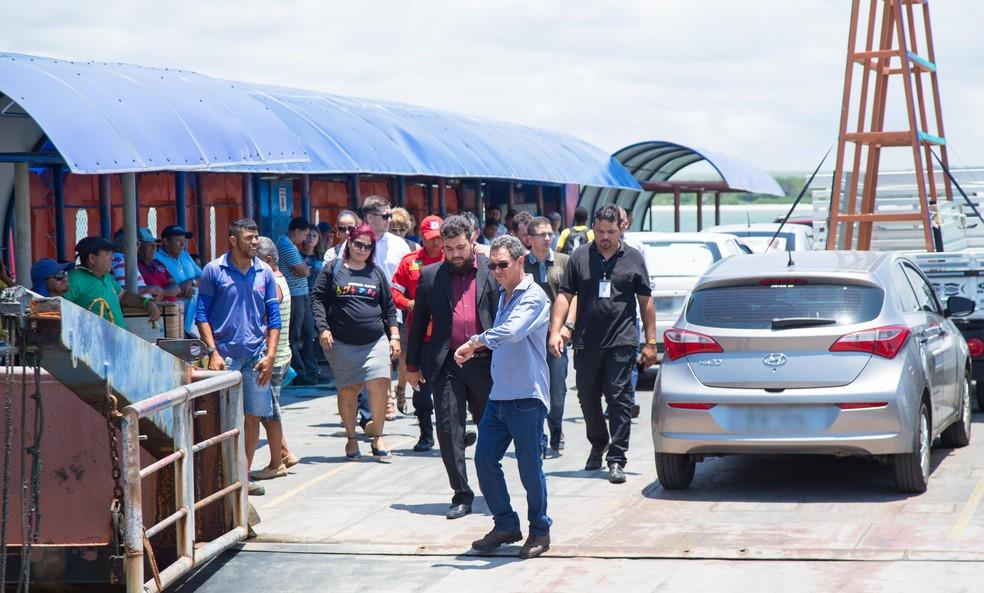 Irregularidades foram percebidas durante fiscalização do Procon de Cabedelo — Foto: Secom-Cabedelo/Divulgação