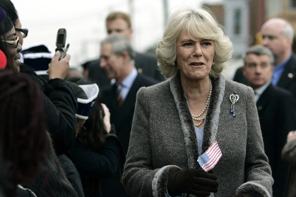 A esposa do Príncipe Charles, Camilla Parker-Bowles  (Foto: Getty Images)