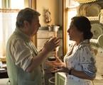 Cassio Gabus Mendes e Gloria Pires são Afonso e Lola em 'Éramos seis' | Estevam Avellar/TV Globo