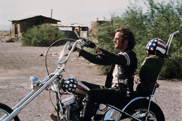 Cena de 'Sem Destino' (1969). (Foto: Reprodução)