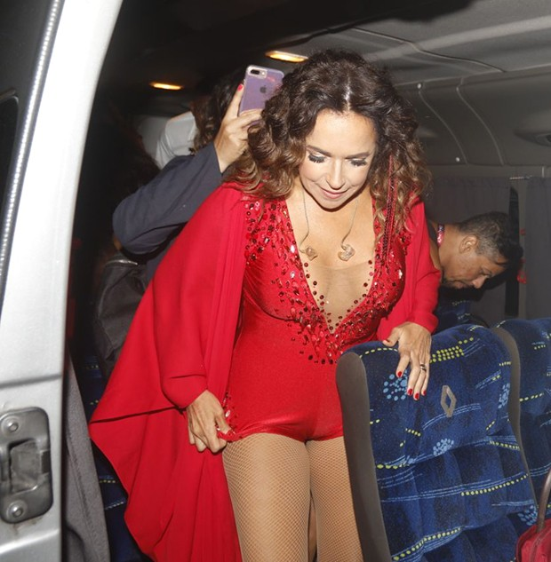 Daniela Mercury (Foto: Fred Pontes/ Divulgação)