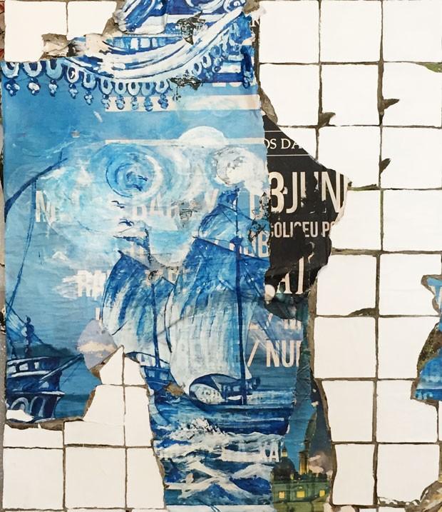 """Obra da Manuela Pimentel, que estará na exposição """"Tanto Mar: Fluxos transatlânticos do design"""" (Foto: Divulgação)"""