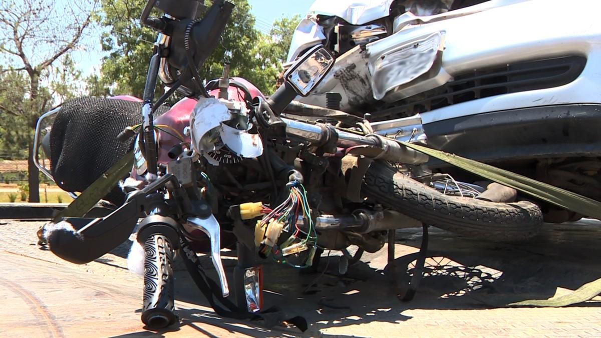 Segunda vítima de acidente entre carro e moto em Valinhos morre após um dia internada - G1