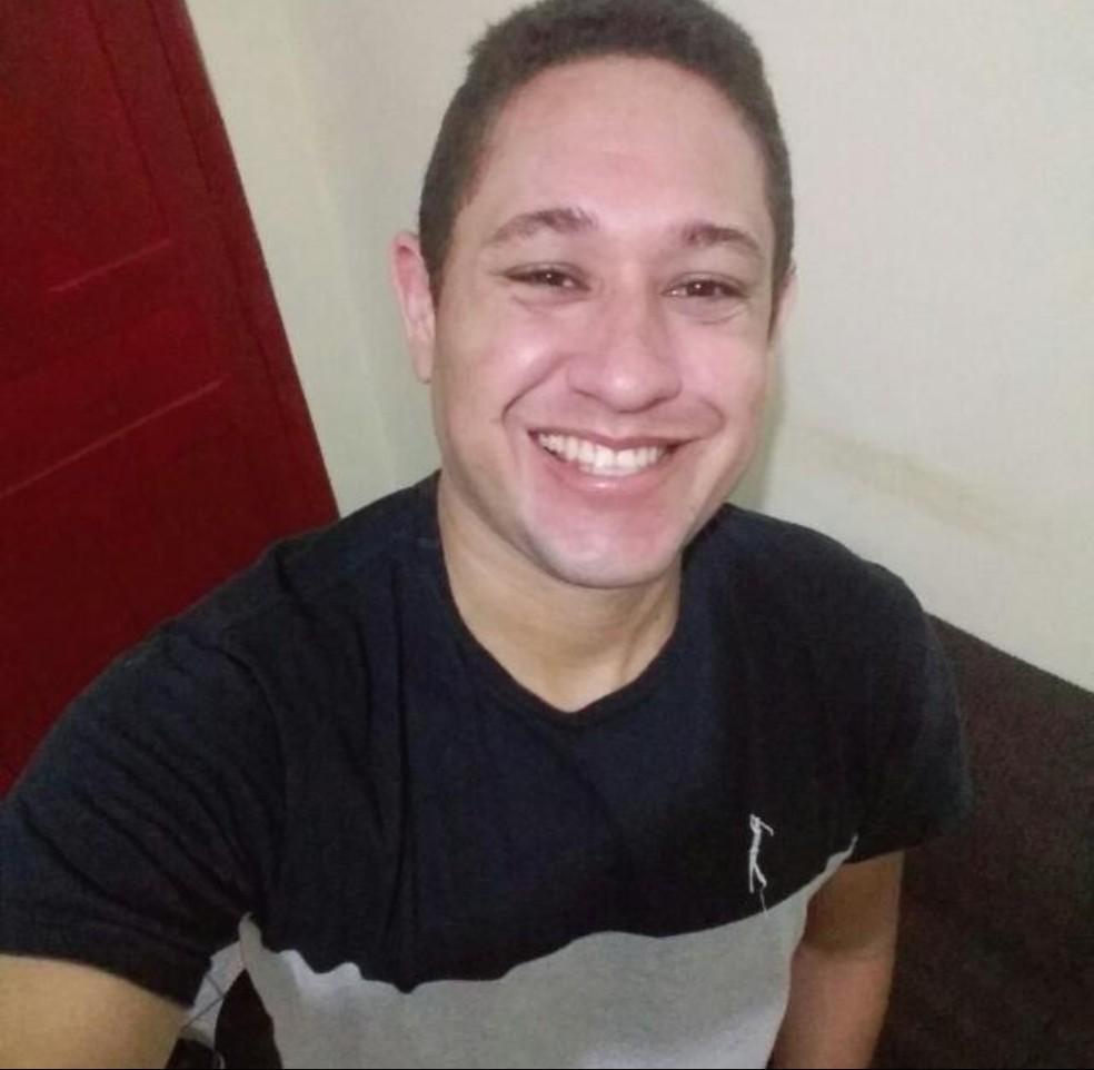 Reginaldo Ribeiro entrou com requerimento para anular assinatura do desligamento — Foto: Arquivo pessoal