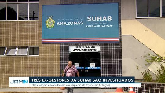 Operação investiga ex-diretores da Suhab por irregularidades em contratação de R$ 5 bi