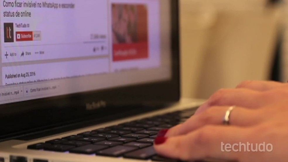 Mudanças estabelecidas pela LGPD serão benéficas para os usuários da internet — Foto: TechTudo