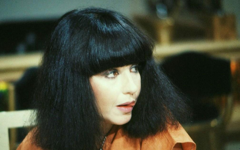 Maria Isabel de Lizandra na novela Champagne — Foto: Acervo TV Globo
