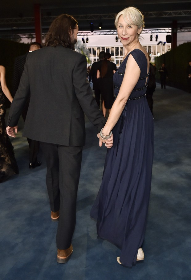 Keanu Reeves e Alexandra Grant (Foto: Getty Images)