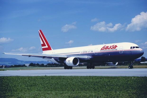 Lauda Air (Foto: Reprodução/Internet)
