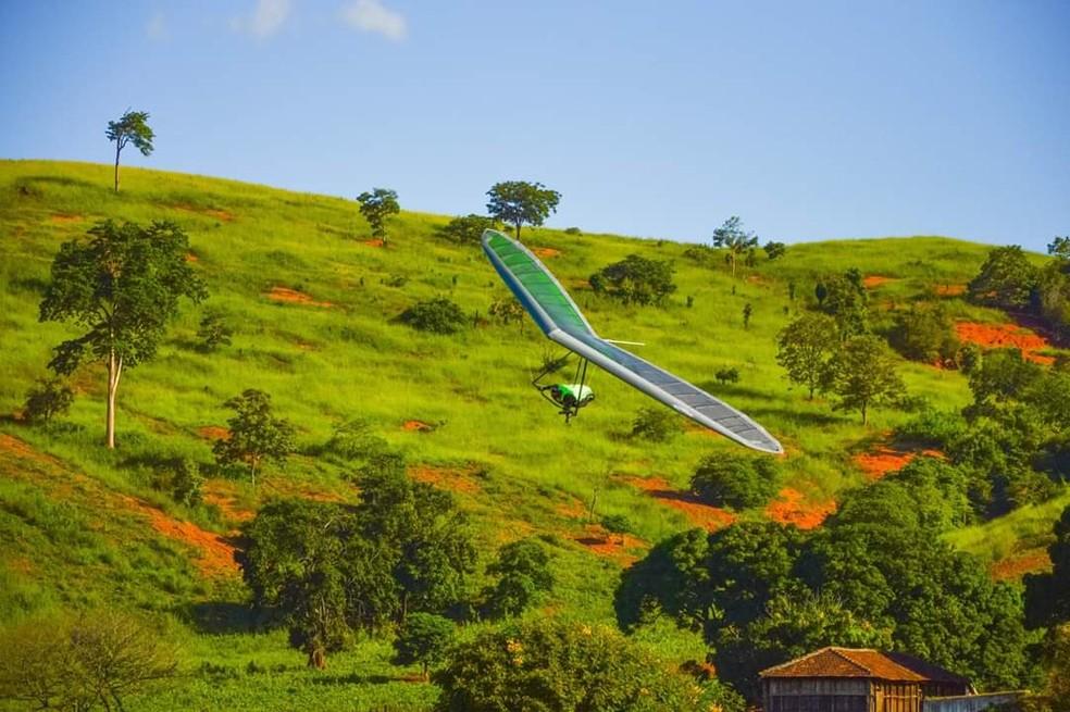 Prova vai reunir pilotos brasileiros e estrangeiros — Foto: Roberto Mendes/Arquivo pessoal