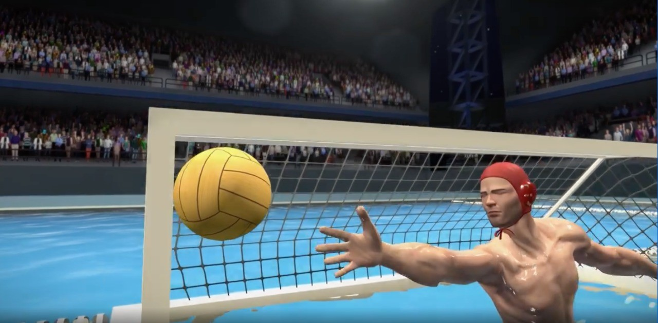 Designer de Porto Alegre cria game inédito de polo aquático