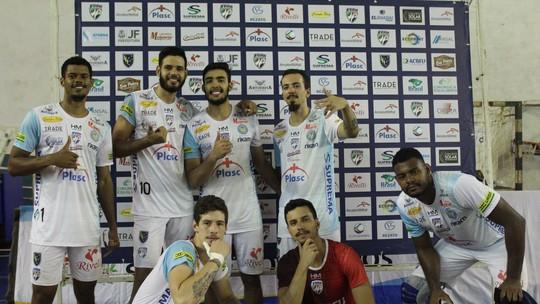 Cruzeiro e Minas vencem e decidem título do Mineiro de vôlei neste ... 65c153a161271