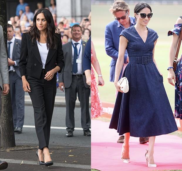 A elegância é um ponto-chave do estilo da Duquesa (Foto: Getty Images)