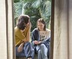 Mariana Lima e Leticia Colin em cena de 'Onde está meu coração' | Fábio Rocha/TV Globo