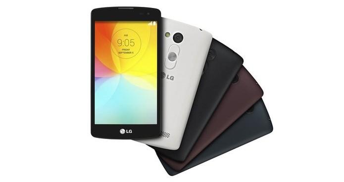 O LG G2 Lite pode ser encontrado em quatro opções de cores (Foto: Divulgação) (Foto: O LG G2 Lite pode ser encontrado em quatro opções de cores (Foto: Divulgação))