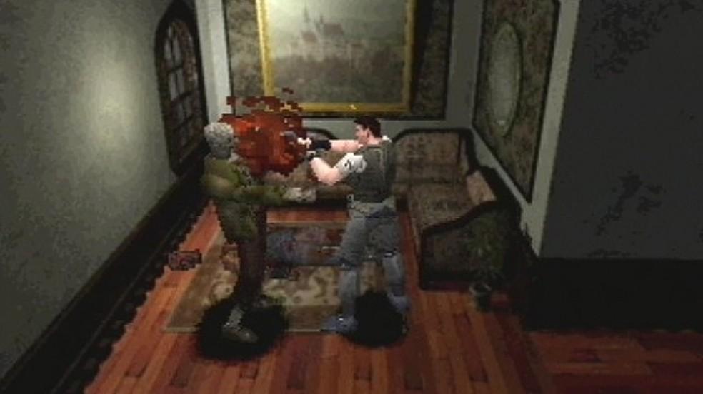 Resident Evil e várias outras franquias nasceram no PlayStation One — Foto: Reprodução/Mod DB