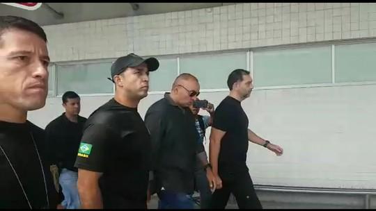 Subsecretário do RJ investigado na Operação Pão Nosso é preso pela PF no Galeão