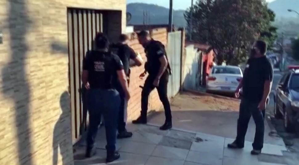 Operação contra organização criminosa prende suspeitos em Pouso Alegre, MG