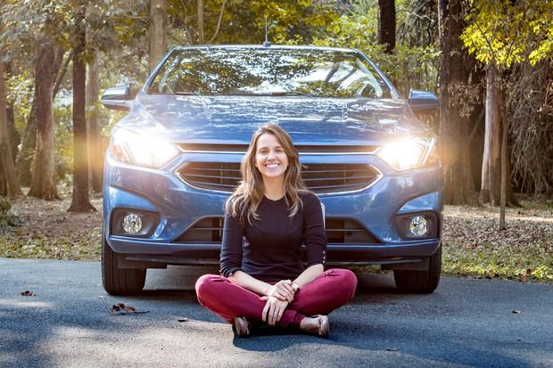Chevrolet Onix 2019 (Foto: Autoesporte)