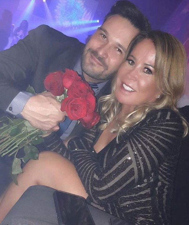 Zilu e Marco Augusto Ruggiero (Foto: Reprodução Instagram)