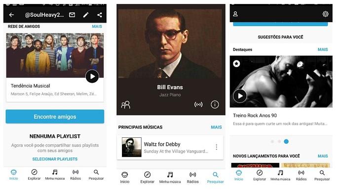 Melhores aplicativos para baixar músicas no Android | Players | TechTudo