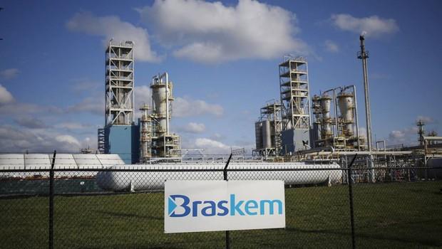Unidade da Braskem (Foto: Luke Sharrett/Bloomberg via Getty Images)