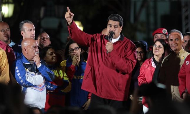 Maduro (Foto: Reuters)