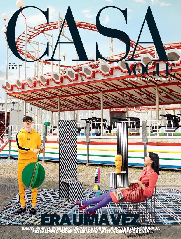 Casa Vogue Outubro 2018 (Foto: Rogério Cavalcanti)