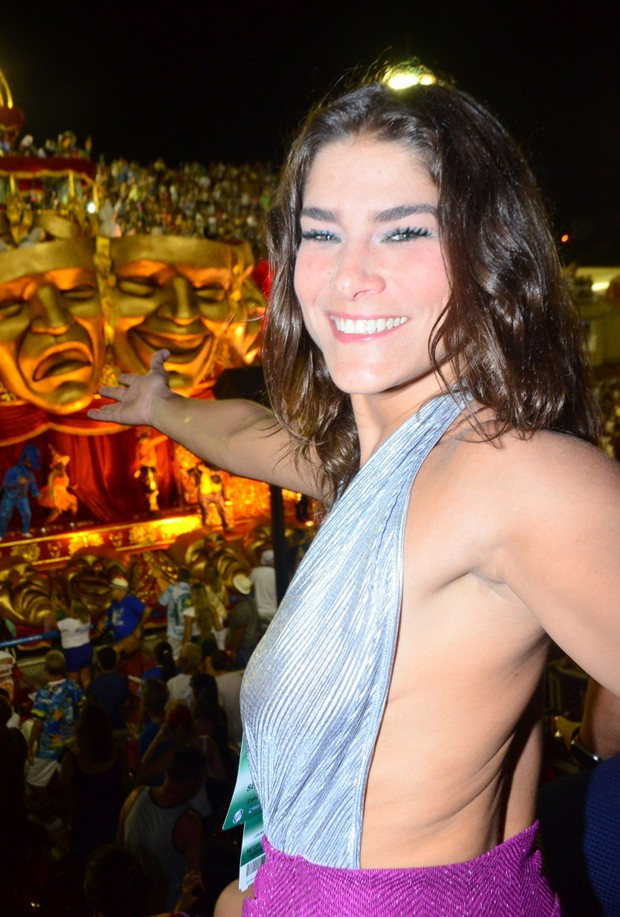 Priscila Fantin (Foto: Robson Barreto / AgNews)