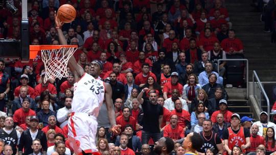 Confira o Top 5 da noite de 2 de Junho da NBA