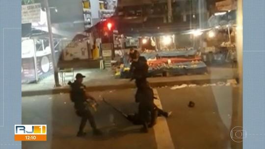 Tiroteio entre bandidos e polícia deixa moradores da Penha em pânico
