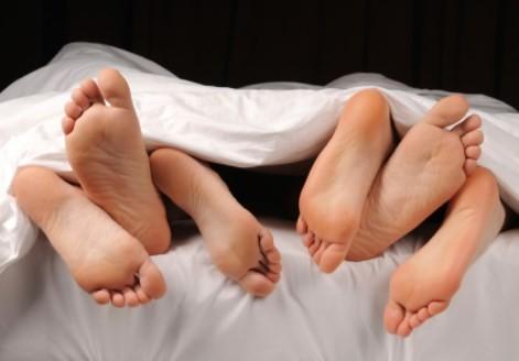 Sexo a três (imagem meramente ilustrativa)