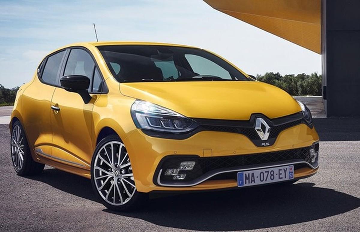 Novo Renault Clio Sport E Revelado Na Europa Carros Autoesporte