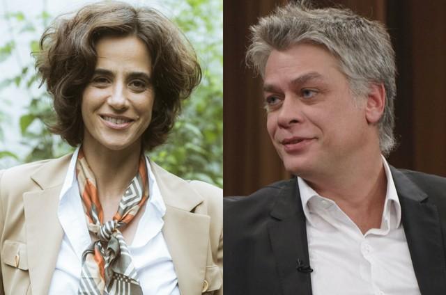 Mariana Lima e Fabio Assunção (Foto: TV Globo)