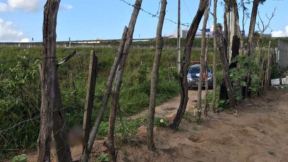 Cinco homicídios foram registrados na Região Metropolitana de João Pessoa, entre a manhã e a tarde deste sábado (12) (Foto: Walter Paparazzo/G1)