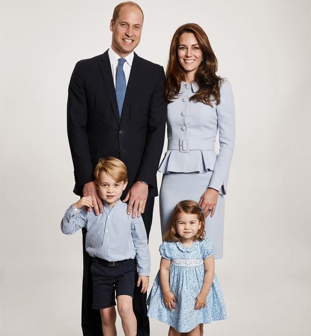A família real está prestes a aumentar e o novo membro já foi apelidado pelo irmão mais velho (Foto: Reprodução/ Instagram)