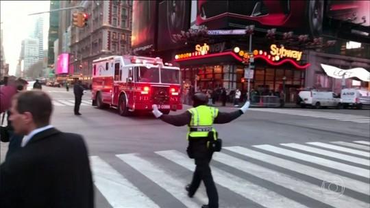 Explosivo é detonado em estação de metrô e ônibus em Nova York; suspeito é detido
