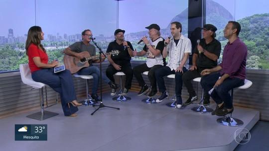 The Fevers completam 55 anos de carreira e fazem a festa na Sala Baden Powell, em Copacabana