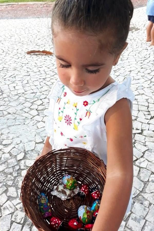 Maria Flor (Foto: Reprodução Instagram)