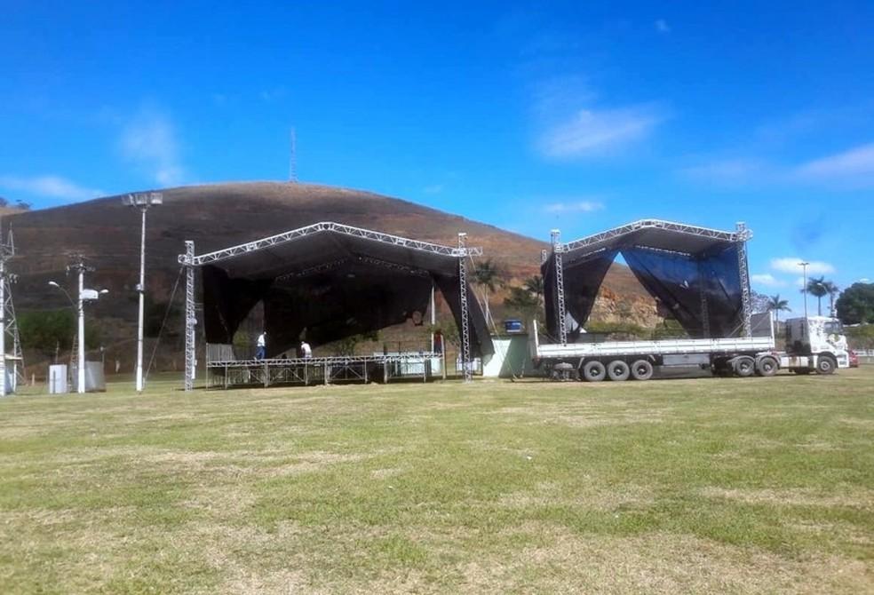 Expoagro de Cardoso Moreira, RJ, começa nesta quinta-feira (19) no Parque de Exposições (Foto: Divulgação / Prefeitura de Cardoso Moreira)