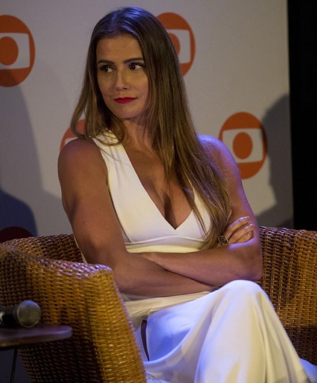 Deborah Secco interpretará a vilã Karola (Foto: Divulgação/TV Globo)