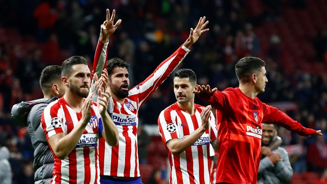 Diego Costa, Atlético de Madrid, Liverpool, Liga dos Campeões