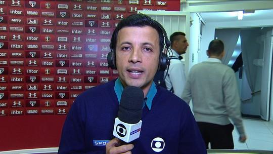São Paulo deposita multa rescisória de Éverton e aguarda acerto com Flamengo
