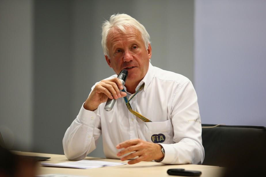 Diretor de Corridas e figura emblemática da F1, Charlie Whiting morre aos 66 anos