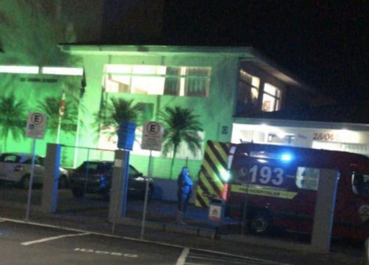 Funcionária de escola é ferida com canivete no Norte de SC