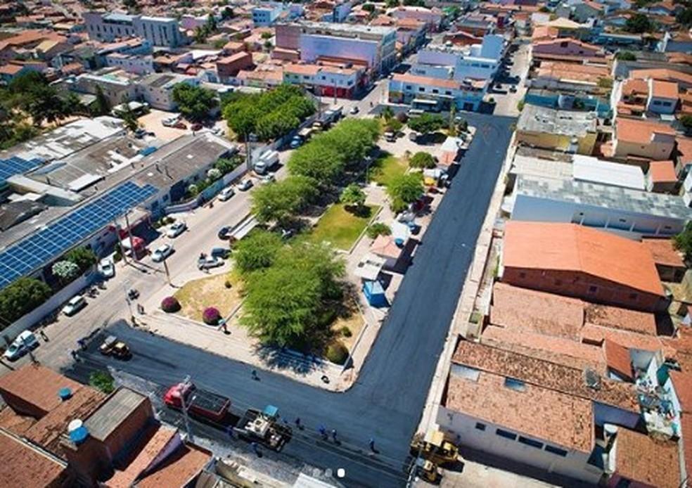 Município de Araripina registra novo óbito por Covid-19 — Foto: Divulgação/ Prefeitura Municipal de Araripina