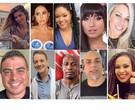 Reprodução/redes sociais e TV Globo