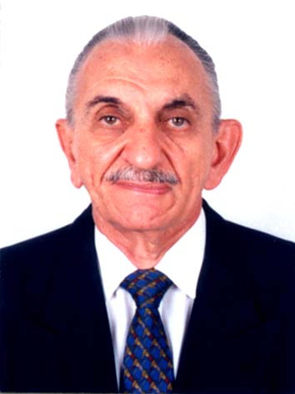 Lavoisier Maia, ex-governador do Rio Grande do Norte  — Foto: Câmara Legislativa